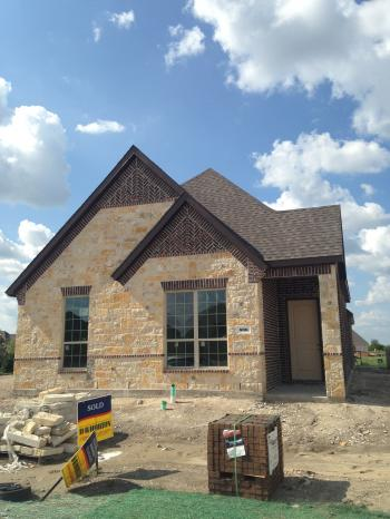 New Patio Homes In Frisco TX 75034 Close Proximity To New Dallas Cowboys  Training Facility