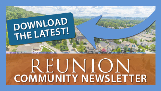 The Latest Reunion Newsletter