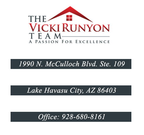 The Vicki Runyon Team Lake Havasu City, AZ