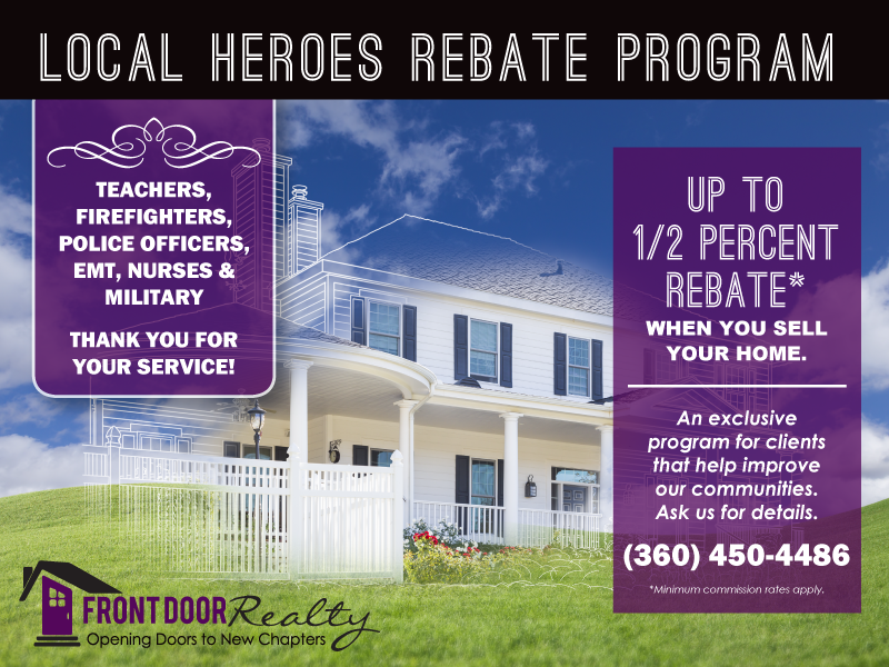 Local Heroes Rebate Program