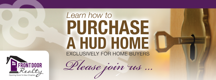 Buying A HUD Home - A Class For Homebuyers