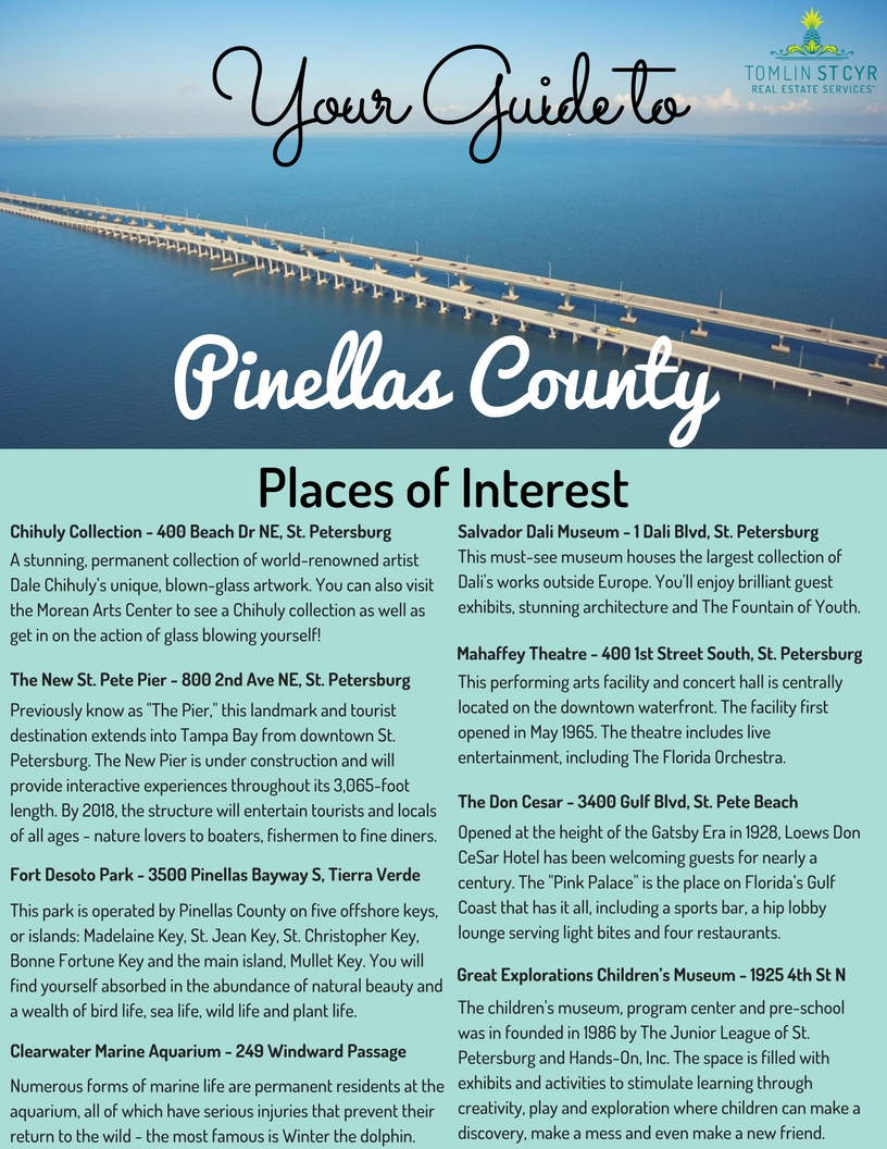 Your Guide to Pinellas County