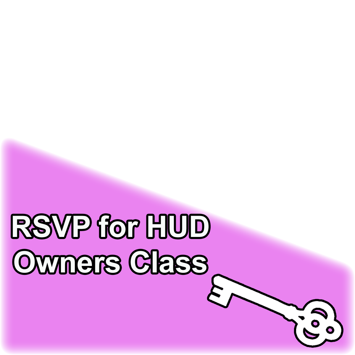 RSVP For HUD Owners Class