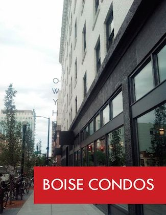 downtown boise condo rentals