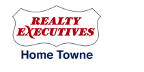 Realty Executives Home Towne Logo