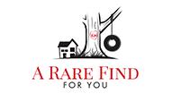 A True Rare Find For You Logo
