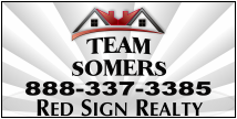 Red Sign Realty Logo