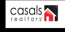 Casals, Realtors Logo