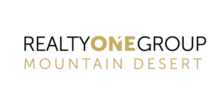 Realty ONE Group Mountain Desert - Cottonwood Logo