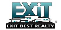 EXIT BEST REALTY Logo