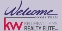Welu Home Team - Keller Williams Realty Elite Logo