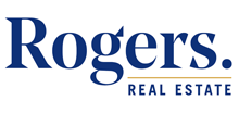 Rogers Real Estate BRE# 01856233 Logo