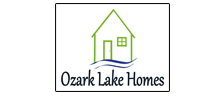 Ozark Lake Homes.  Find Lake Homes and Condos Logo