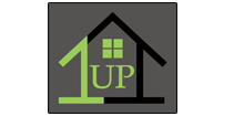 R1NM House1Up Real Estate Logo