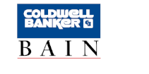 Coldwell Banker Bain/Branch Director of Global Luxury Logo