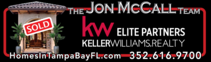 The Jon McCall Team - Keller Williams Realty Logo