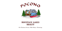 Pocono Mountain Lakes Realty / Endless Mountain Living  Logo