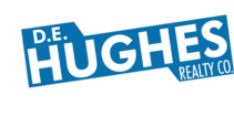 D. E. Hughes Realty Co. Logo