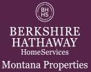 Berkshire Hathaway HomeServices Montana Properties Logo