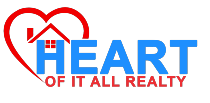 HEART OF IT ALL REALTY   Logo