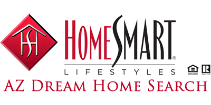 HomeSmart Lifestyles AZ Dream Home Search Logo