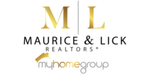 Maurice and Lick | Realtors Logo