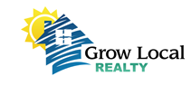Grow Local Realty Logo