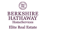 Berkshire Hathaway HomeServices Elite Real Estate DRE# 01525946 Logo